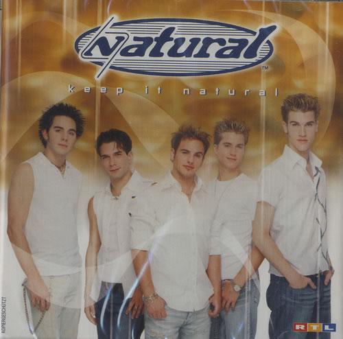Natural Keep It Natural CD album (CDLP) UK URLCDKE476469