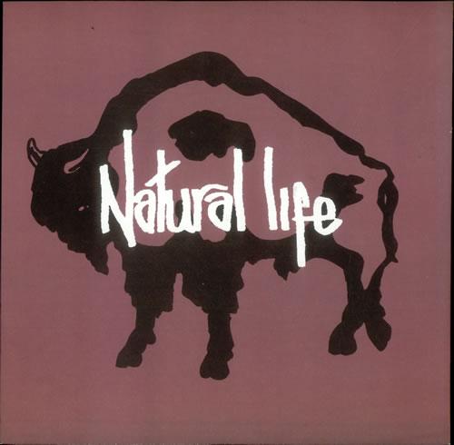 "Natural Life Natural Life (Living Killer Whale Mix) 12"" vinyl single (12 inch record / Maxi-single) UK NF912NA517799"
