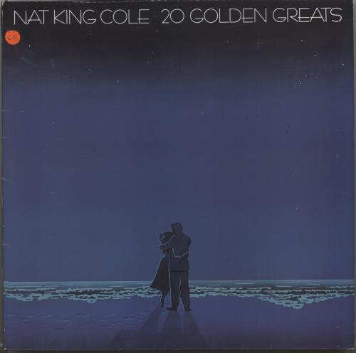 Nat King Cole 20 Golden Greats vinyl LP album (LP record) UK NKCLPGO238744