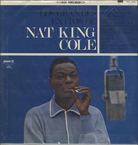 rare album nat king cole