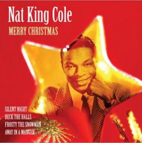 Nat King Cole Christmas Album.Nat King Cole Merry Christmas Uk Cd Album Cdlp 413957