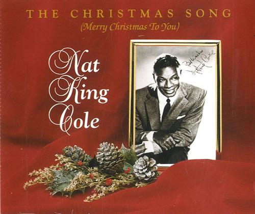 Nat King Cole Christmas Album.Nat King Cole The Christmas Song Uk Cd Single Cd5 5