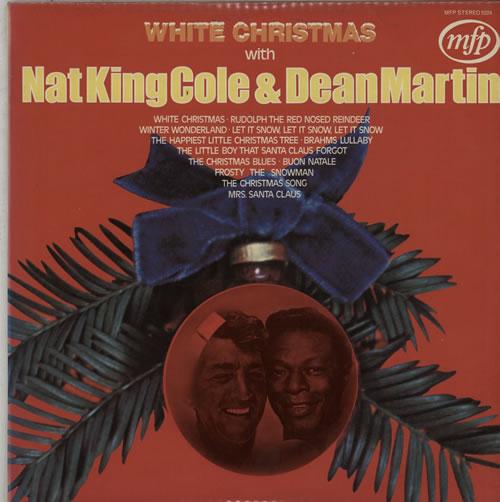 Nat King Cole Christmas Album.Nat King Cole White Christmas Test Pressing Uk Vinyl Lp