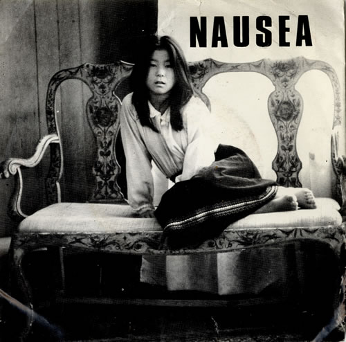 "Nausea Vocal Expression 7"" vinyl single (7 inch record) Belgian NX007VO588149"