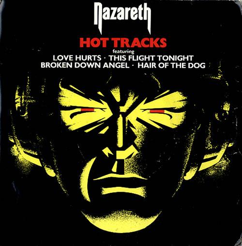Nazareth Hot Tracks Ep P S Uk 7 Quot Vinyl Single 7 Inch