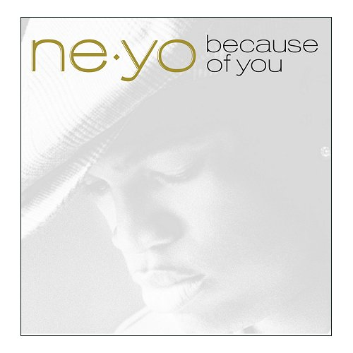 Ne-Yo Because Of You CD album (CDLP) UK N-YCDBE398286