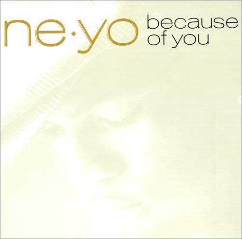 Ne-Yo Because Of You 2-LP vinyl record set (Double Album) US N-Y2LBE462137