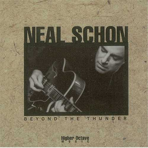Neal Schon Beyond The Thunder CD album (CDLP) US NCNCDBE407640