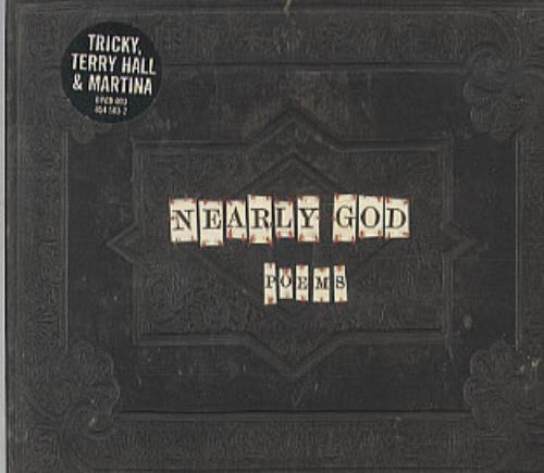 "Nearly God Poems CD single (CD5 / 5"") UK N-GC5PO87596"
