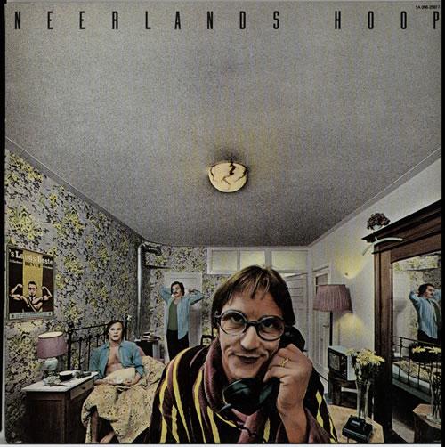 Neerlands Hoop In Bange Dagen Heimwee Naar Holland vinyl LP album (LP record) Dutch N4FLPHE628004