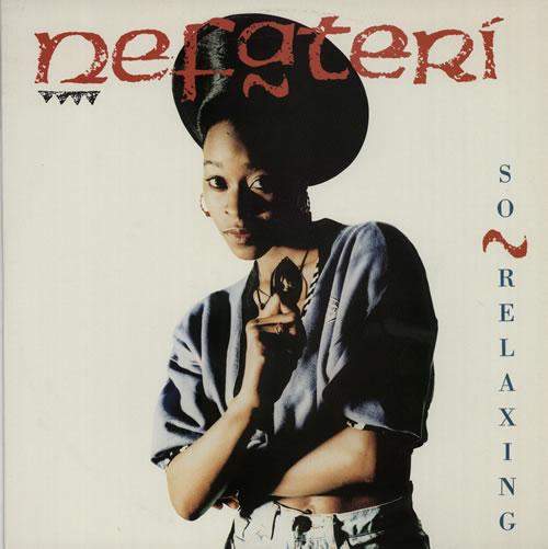 "Nefateri So Relaxing (Club Mix) 12"" vinyl single (12 inch record / Maxi-single) UK N5F12SO629287"