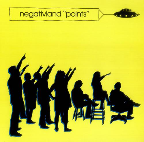 Negativland Points vinyl LP album (LP record) US NEGLPPO444675
