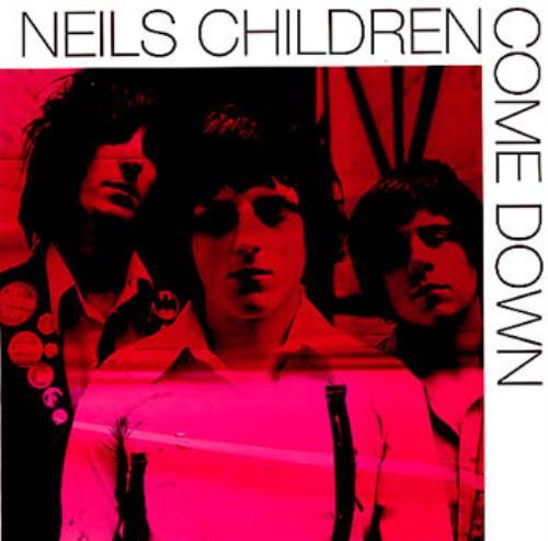 "Neils Children Come Down 7"" vinyl single (7 inch record) UK NAB07CO314145"