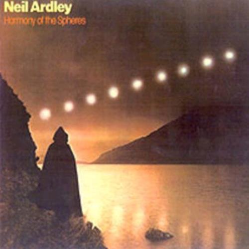 Neil Ardley Harmony Of The Spheres CD album (CDLP) UK N/ACDHA453744
