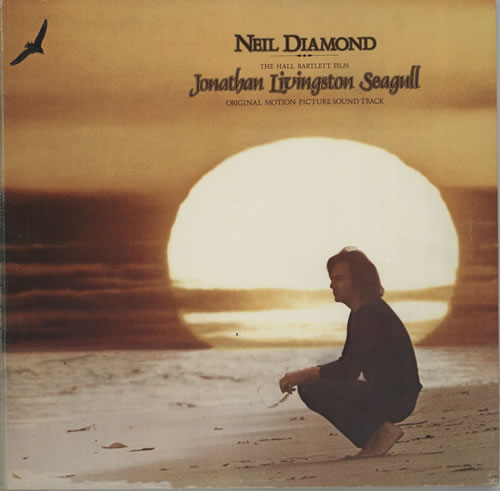 Neil Diamond Jonathan Livingston Seagull vinyl LP album (LP record) German NDILPJO625255
