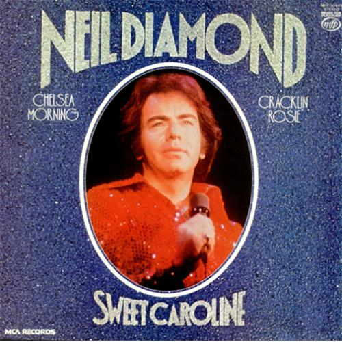 Neil Diamond Sweet Caroline Uk Vinyl Lp Album Lp Record