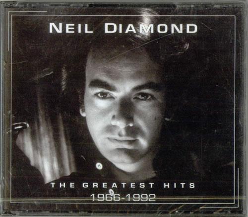 Neil Diamond The Greatest Hits 1966 1992 Sealed