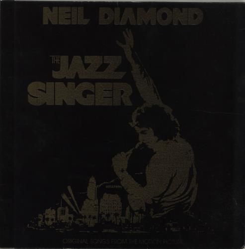 Neil Diamond The Jazz Singer - 1st vinyl LP album (LP record) UK NDILPTH676087