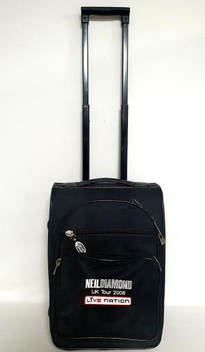 Neil Diamond UK Tour 2008 - Suitcase memorabilia UK NDIMMUK762102