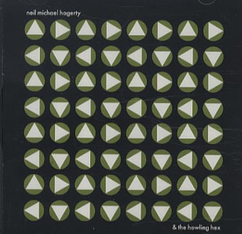 Neil Michael Hagerty The Howling Hex CD album (CDLP) US NHGCDTH331911
