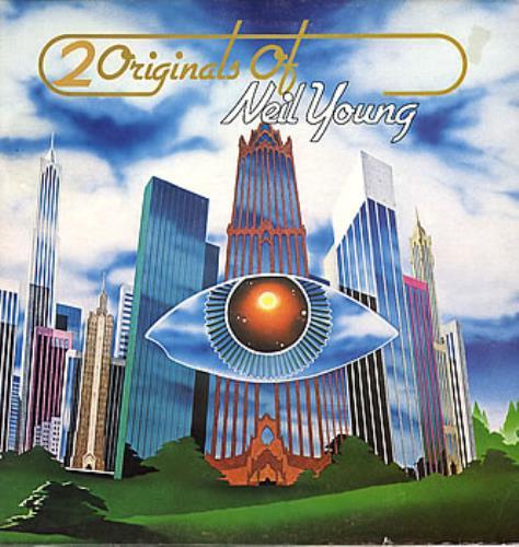 Neil Young 2 Originals Of Neil Young 2-LP vinyl record set (Double Album) German YOU2LOR242193
