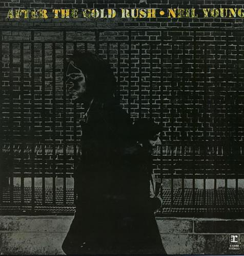Neil Young After The Gold Rush - 1st vinyl LP album (LP record) UK YOULPAF332303