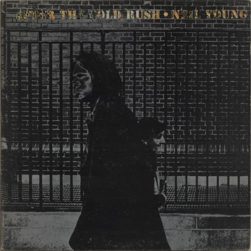 Neil Young After The Gold Rush vinyl LP album (LP record) Canadian YOULPAF678937