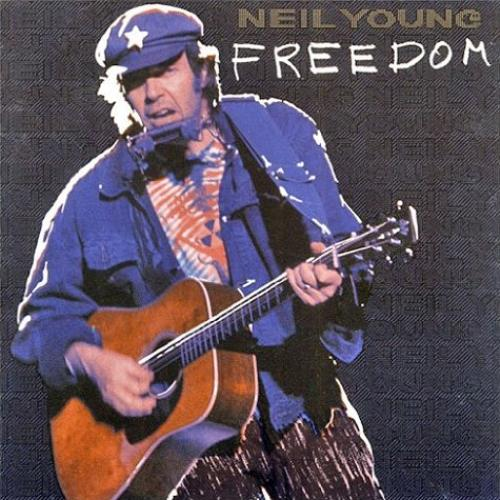Neil Young Freedom CD album (CDLP) German YOUCDFR592482
