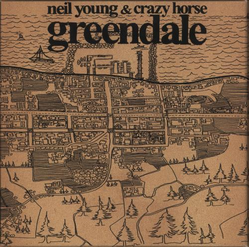 Neil Young Greendale Vinyl Box Set US YOUVXGR720877