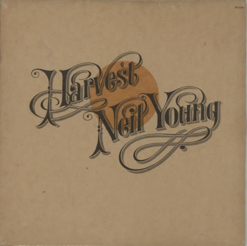 Neil Young Harvest - 1st - Sealed vinyl LP album (LP record) US YOULPHA405133