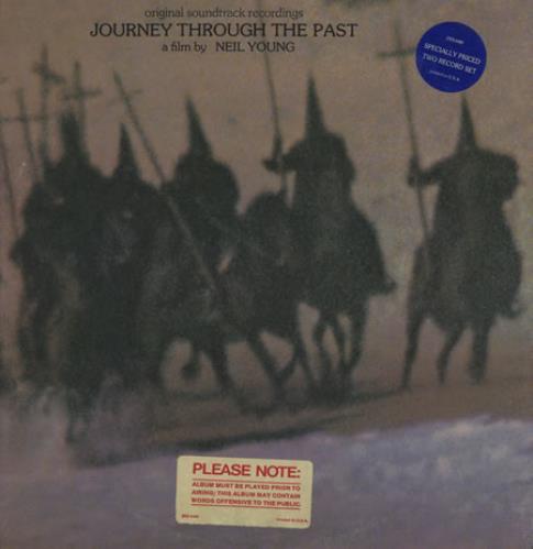 Neil Young Journey Through The Past 2-LP vinyl record set (Double Album) US YOU2LJO404435