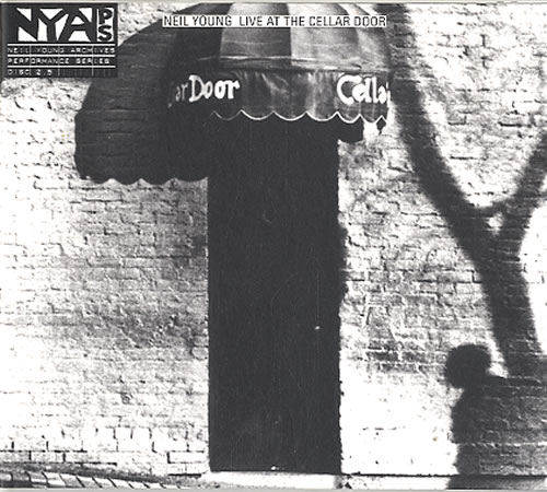 Neil Young Live At The Cellar Door CD album (CDLP) UK YOUCDLI621485