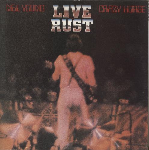 Neil Young Live Rust 2-LP vinyl record set (Double Album) UK YOU2LLI256858