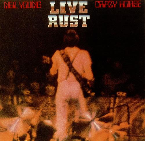 Neil Young Live Rust 2-LP vinyl record set (Double Album) German YOU2LLI441047
