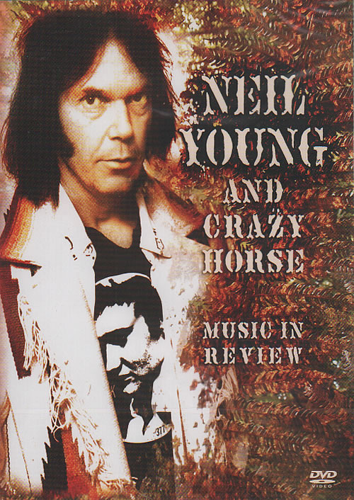 Neil Young Music In Review DVD UK YOUDDMU635488