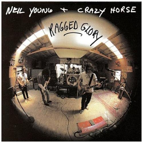 Neil Young Ragged Glory CD album (CDLP) German YOUCDRA592478