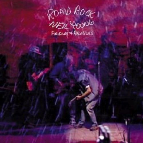 Neil Young Road Rock CD album (CDLP) UK YOUCDRO170749