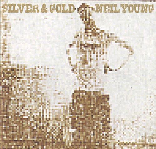 Neil Young Silver & Gold CD album (CDLP) German YOUCDSI607237