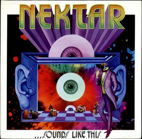 Nektar ...Sounds Like This vinyl LP album (LP record) German NEKLPSO504638