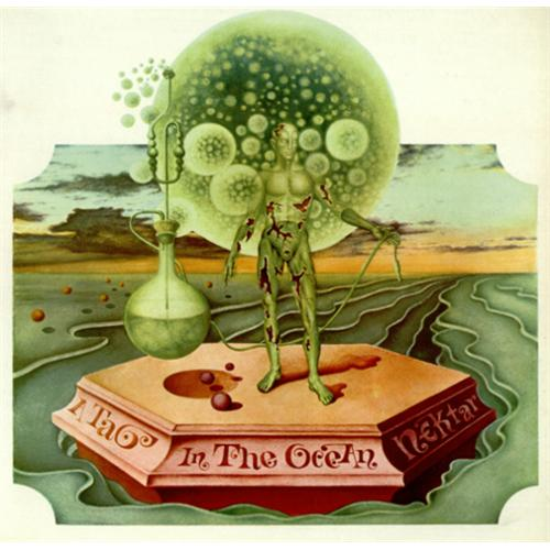 Nektar A Tab In The Ocean vinyl LP album (LP record) German NEKLPAT422746