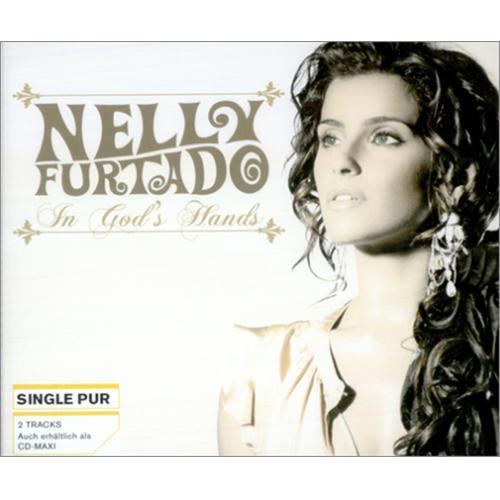 "Nelly Furtado In God's Hands CD single (CD5 / 5"") German N-FC5IN423241"