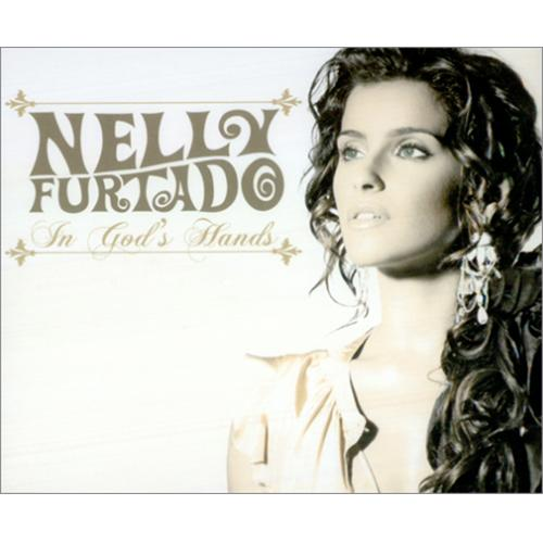 "Nelly Furtado In God's Hands CD single (CD5 / 5"") German N-FC5IN423242"