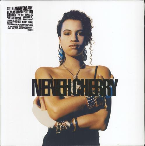 Neneh Cherry Raw Like Sushi - 30th Anniversary - Gold Vinyl vinyl LP album (LP record) UK NENLPRA745228