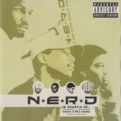 NERD In Search Of... CD album (CDLP) UK NRDCDIN221373