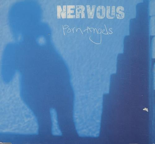 "Nervous Porn Angels CD single (CD5 / 5"") UK NRUC5PO423674"