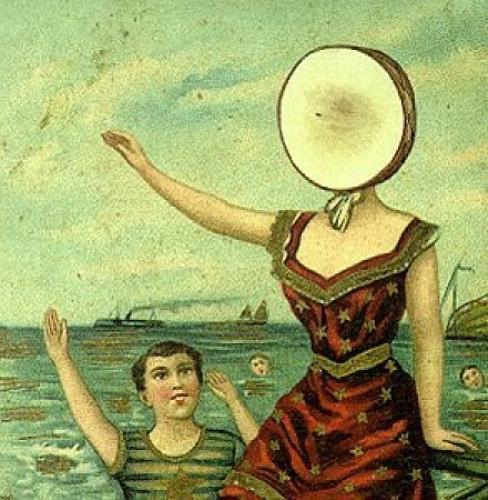 Neutral Milk Hotel In The Aeroplane Over The Sea vinyl LP album (LP record) UK NETLPIN334835