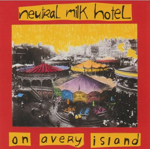 Neutral Milk Hotel On Avery Island - Deluxe Edition CD album (CDLP) UK NETCDON418668
