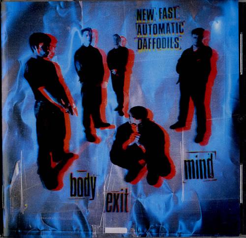 New Fast Automatic Daffodils Body Exit Mind CD album (CDLP) Austrian NFACDBO333793