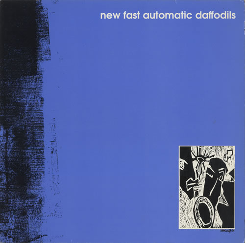"New Fast Automatic Daffodils Lions 12"" vinyl single (12 inch record / Maxi-single) UK NFA12LI25432"