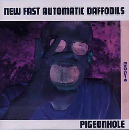 New Fast Automatic Daffodils Pigeonhole CD album (CDLP) German NFACDPI335774